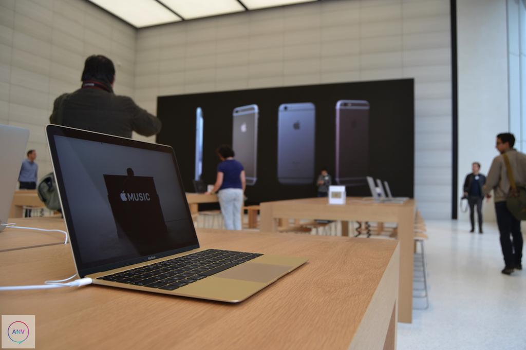 Foto de Apple Store de Bruselas (2/11)
