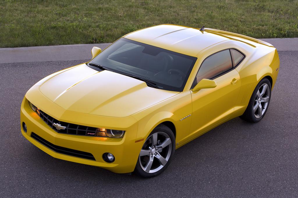 Foto de Chevrolet Camaro Coupé y Convertible (3/12)