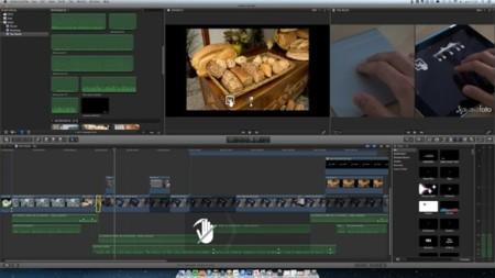 The Touch, probamos la aplicación para controlar FCPX mediante gestos