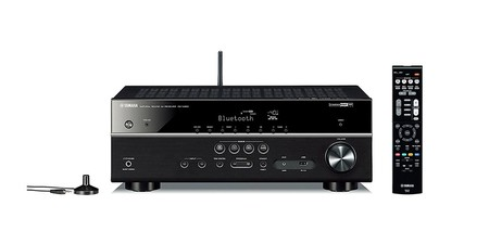 Yamaha Musiccast Rx V483
