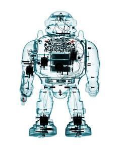 Cómo son los juguetes de los peques pasados por los rayos X