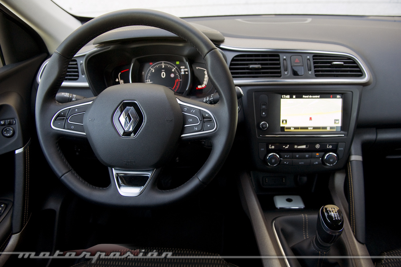 Foto de Renault Kadjar, toma de contacto (12/28)