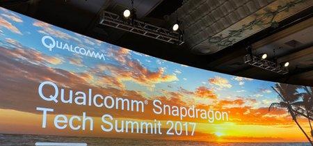 Qualcomm Snapdragon 845, PCs que quieren ser smartphones y alianzas con AMD: lo mejor del Snapdragon Summit 2017