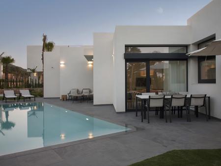 Alquiler o adquisición: El complejo La Manga Club destaca por su diseño equilibrado cerca del mediterráneo