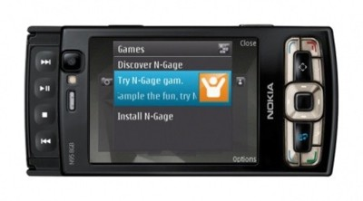 Nokia N95 8GB saldrá con Vodafone
