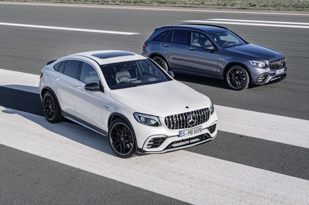 Mercedes Amg Glc 63 4matic 235