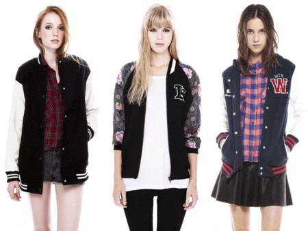 Claves de estilo para ir de shopping sporty look bomber