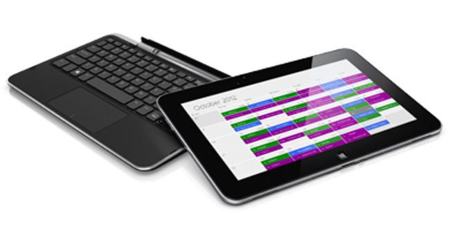 XPS 10 y teclado