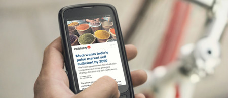 Facebook Instant Articles llega a Android