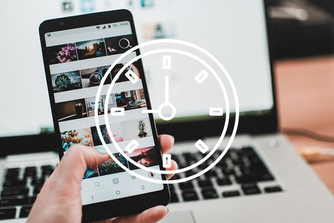 Instagram y Facebook ahora te dirán los minutos que pasas usando cada aplicación