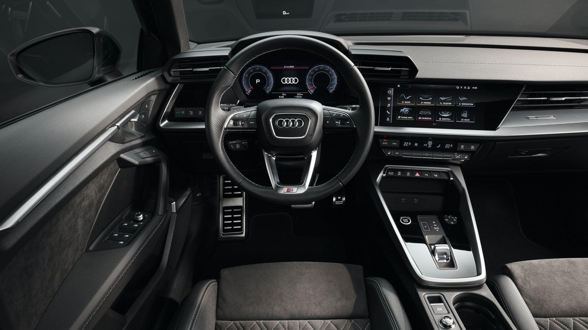Foto de Audi A3 Sedán 2021 (26/43)