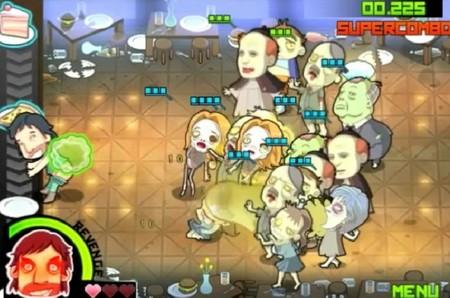 'Farts VS Zombies': adiós a los disparos a la cabeza. Hola a los pedos contra zombies