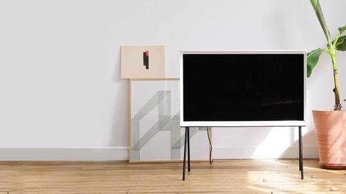 Samsung Serif TV, análisis: un televisor de diseño para llamar la atención en el salón de casa