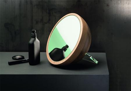 El espejo semiesférico que te cautivará