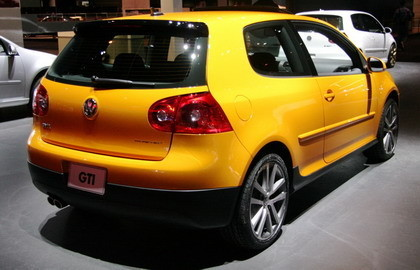 Volkswagen Golf GTi Farenheit Edition