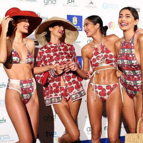 Los mejores bañadores, bikinis y looks de baño de Gran Canaria Swim Week by Moda Cálida 2020