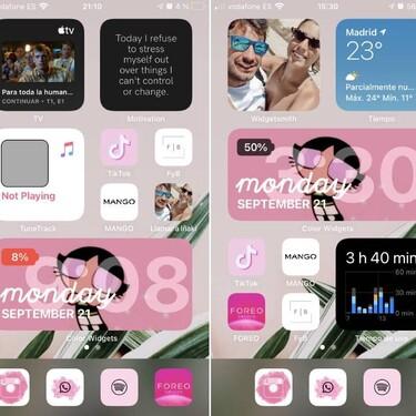 Widgets y atajos de iOS 14 en iPhone: cómo usarlos para organizar y poner bonita la pantalla de tu teléfono móvil (guía fácil paso a paso)