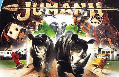 Críticas a la carta | 'Jumanji', de Joe Johnston