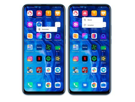 Honor 9x Apps Desinstalar