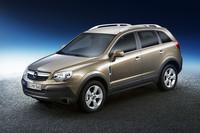 Opel Antara Urban CDTI