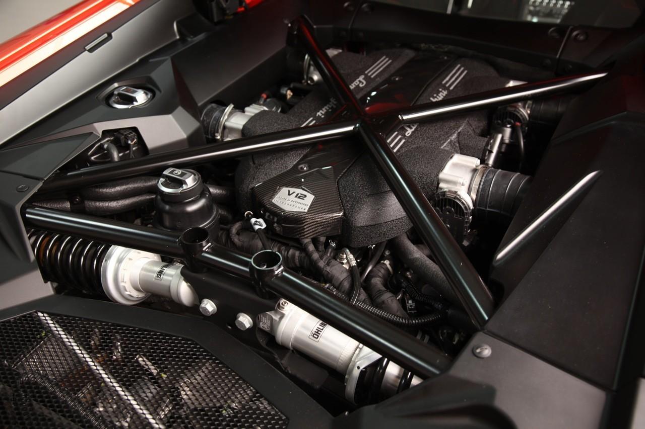 Foto de Lamborghini Aventador LP700-4 (14/62)