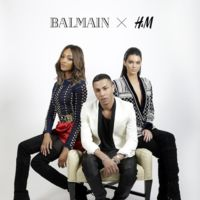 Los primeros looks de Balmain x H&M, ¿empezamos a ahorrar?