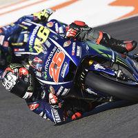 ¿Regreso al futuro? Valentino Rossi y Maverick Viñales recuperan el chasis 2016 para buscar soluciones en 2018
