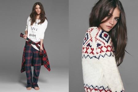 oysho invierno 2013 jersey lana
