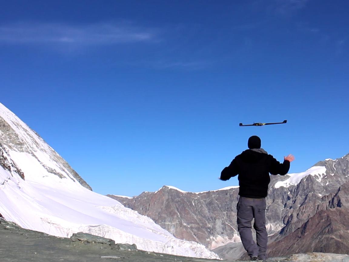 Foto de SenseFly eBee Matterhorn (15/15)