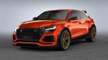 Audi RS Q8 by Lumma Design, cuando el tuning se va de las manos en dimensiones colosales