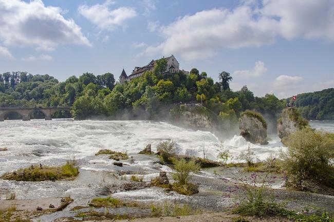 Rhine Falls 2715592 960 720