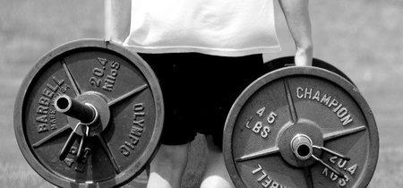 Trabaja todo tu cuerpo trasladando objetos pesados