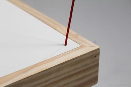 HangTable, una mesa colgante y multifunción