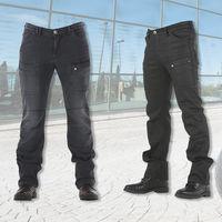 Contra el calor: transpiración, seguridad y la comodidad de los pantalones Overlap Sturgis