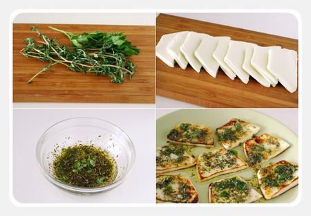 Burgo de Arias Lingote a la plancha con hierbas provenzales. Pasos de la receta