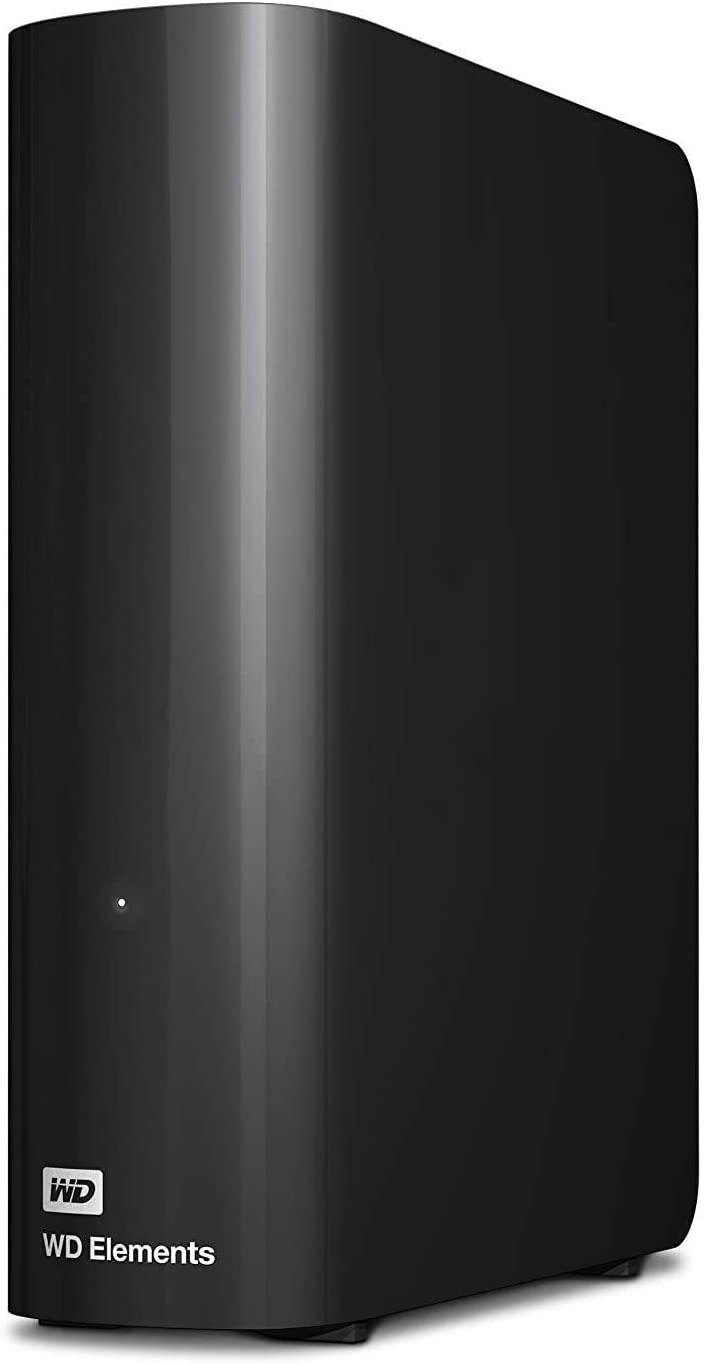"""Disco duro 8 TB - Western Digital WD Elements, 3.5"""", USB 3.0, Externo"""