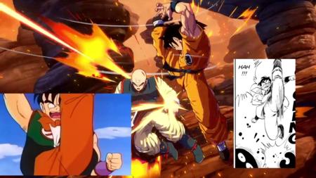 Dragon Ball FighterZ: Yamcha no será el más fuerte, pero su estilo es totalmente fiel al manga