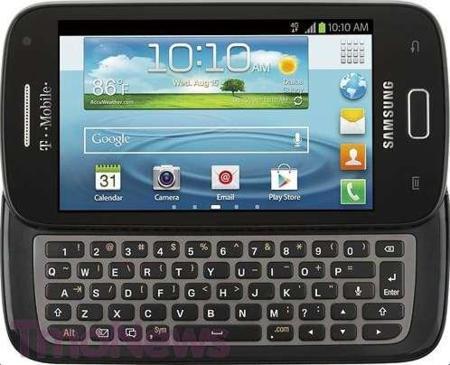 Samsung Galaxy S Blaze Q, nuevo Android híbrido camino de Europa