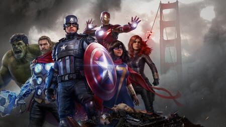 Marvel's Avengers sorprende rebajando a la mitad el precio de sus eliminaciones y expresiones