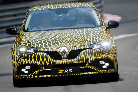 Renault Mégane R.S. 2017