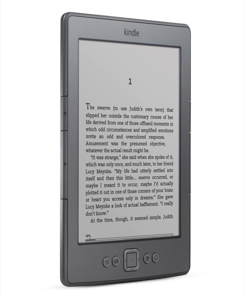 Foto de Nuevo Amazon Kindle sin teclado (1/7)