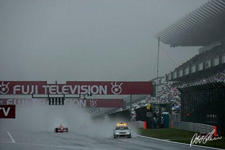 Los horarios del Gran Premio de Japón en Fuji