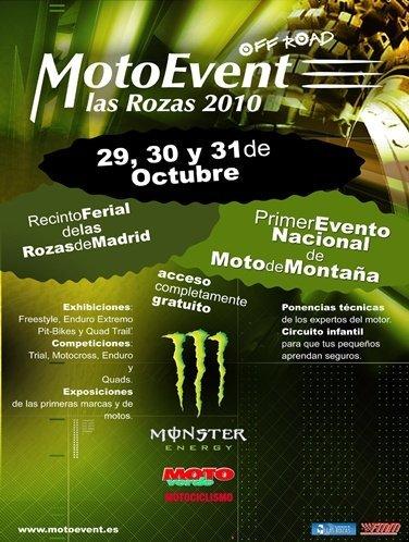 Moto Event Las Rozas 2010