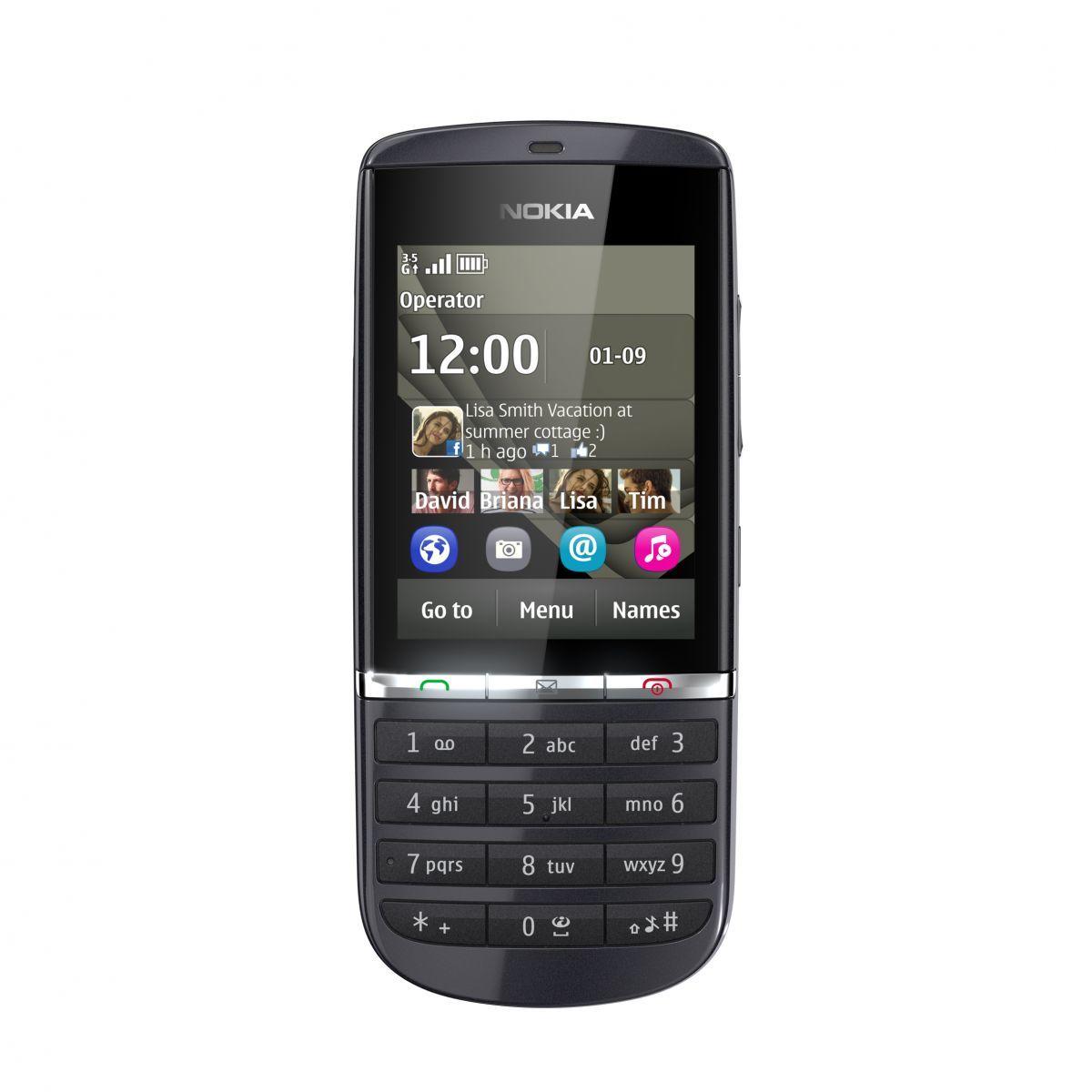 Foto de Nokia Asha 300 (1/5)