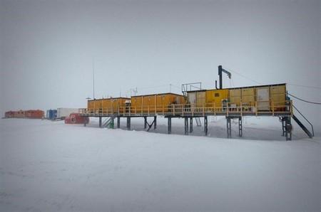 Se logra identificar en la nieve de la Antártida polvo de Supernova