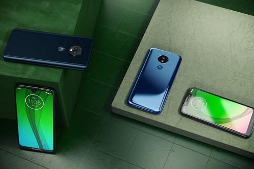 La familia Moto G7 ya está aquí: notch, USB-C y Snapdragon Serie 600 para atacar la gama media desde todos los ángulos