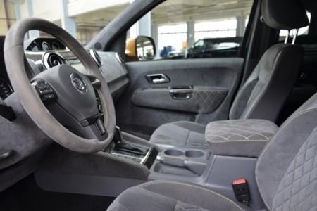 MTM Volkswagen Amarok V8 Passion Desert Edition