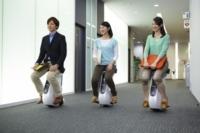 Honda Uni-Cub, un asiento que te lleva donde quieras