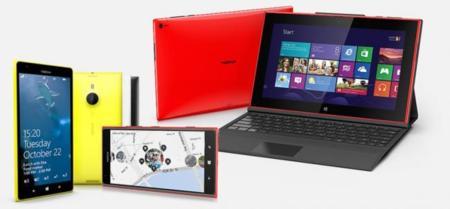 Nokia te dejará jugar con sus esperados Lumia 2520 y Lumia 1520 en los Premios Xataka 2013