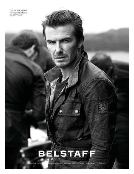 David Beckham protagoniza la campaña primavera-verano 2014 de Belstaff